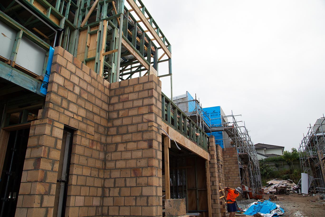 stage 1 townhouse development in Mount Gravatt Brisbane