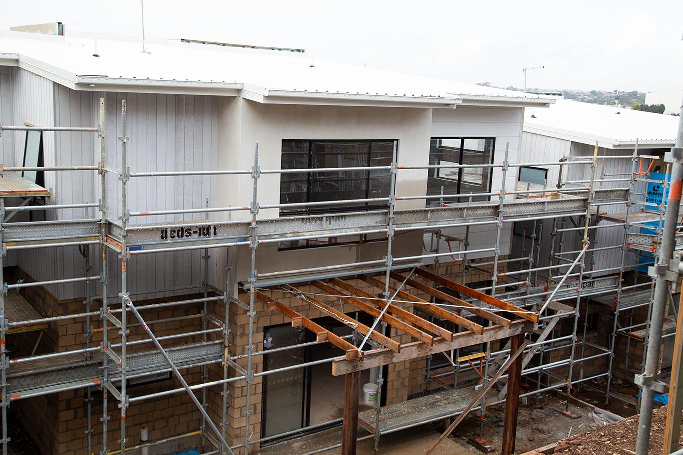 stage 1 townhouse development in Mount Gravatt Brisbane.