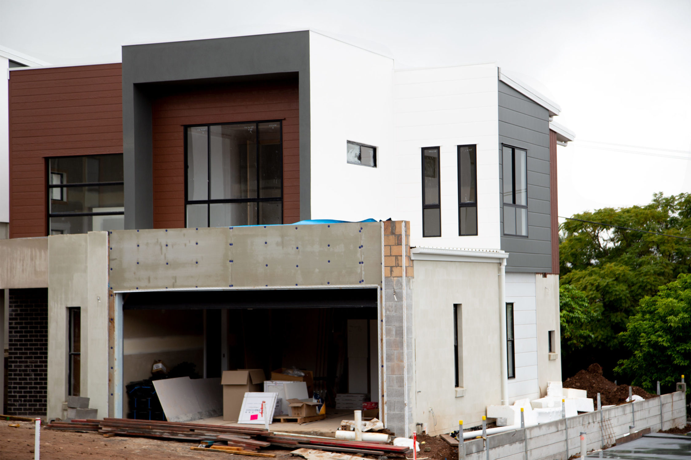 stage 1 townhouse development in Mount Gravatt Brisbane