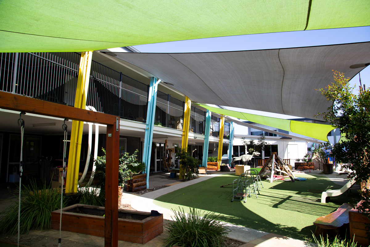Sippy Downs Childcare Centre Development Outdoor Play Area