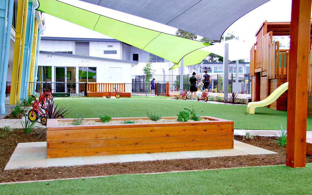 Sippy Downs Childcare Centre Exterior