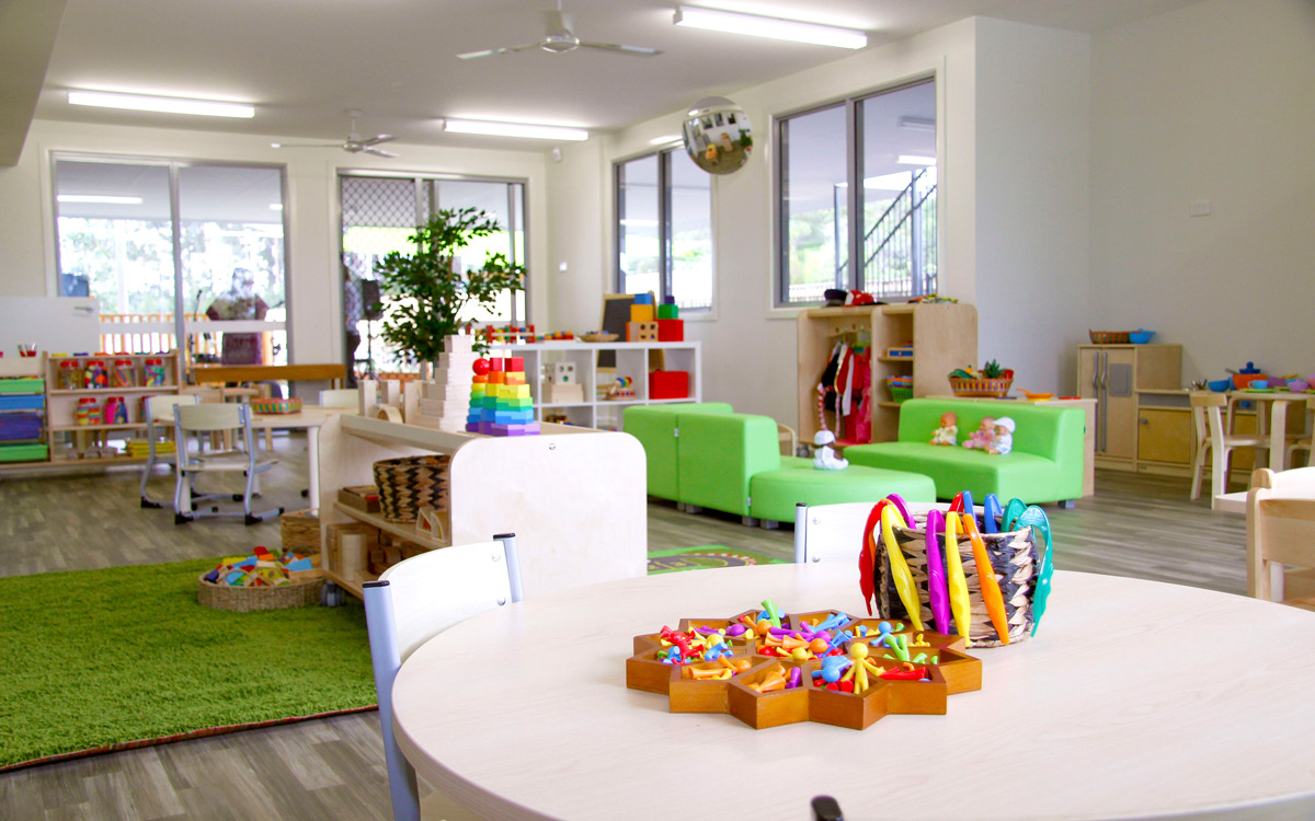 Sippy Downs Childcare Centre Interior